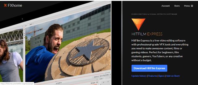 Download: ,HitFilm Express, HitFilm Express