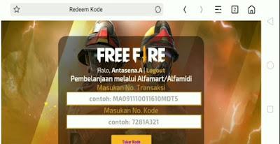 Garena Free Fire mengadakan event terbarunya yaitu even Beli Sukro Dapat Item Gratis Sukro FF Garena: Cara Redeem Kode Sukro FF Garena Free Fire