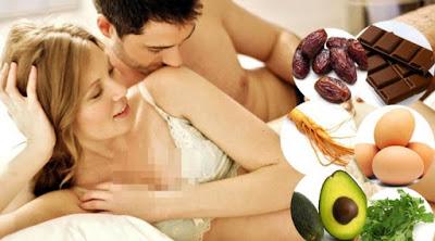 makanan peningkat libido wanita