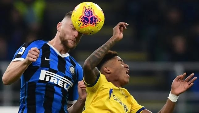 Real Madrid and Barcelona chasing Škriniar, Inter Milan star