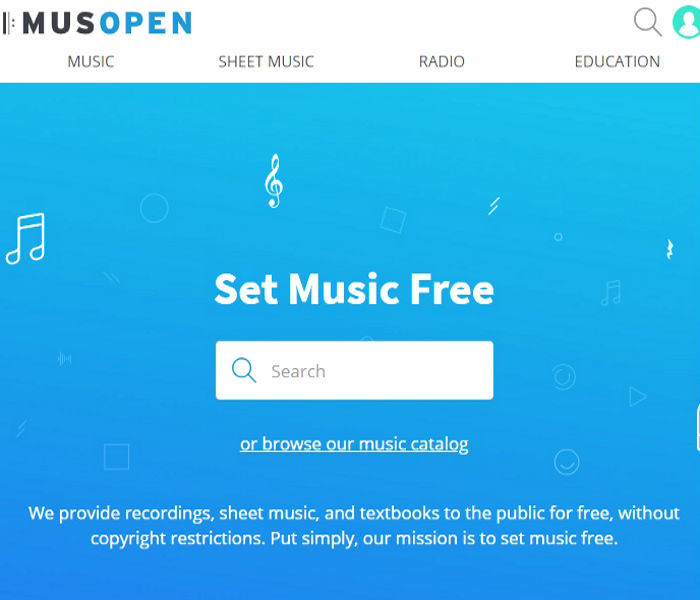 Musopen Music, Copyright Free Best Songs Download[Tips 2020]