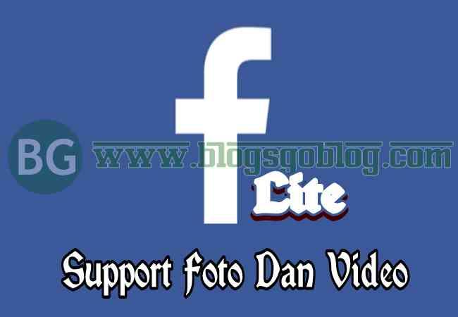 Cara Fb Lite Free Mode Gratis Bisa Liat Lihat Foto dan Video