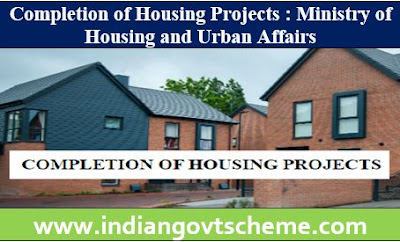 Completion of Housing Projects