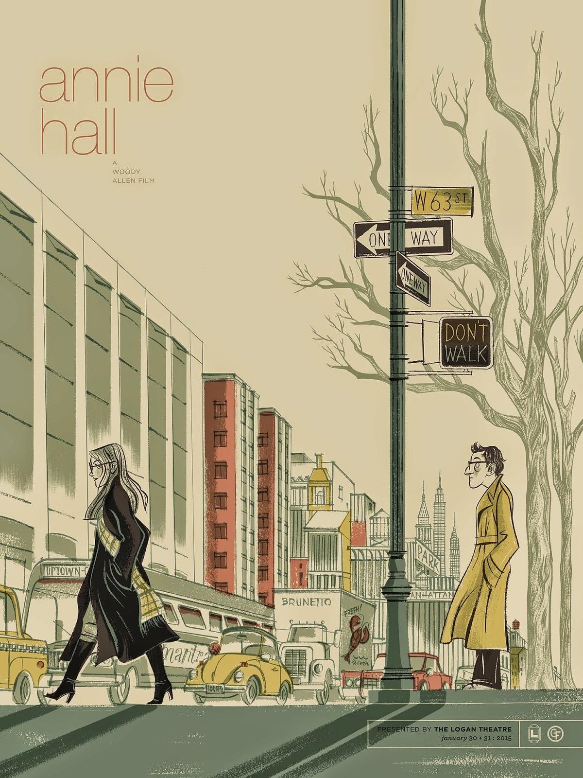 annie hall poster - photo #13