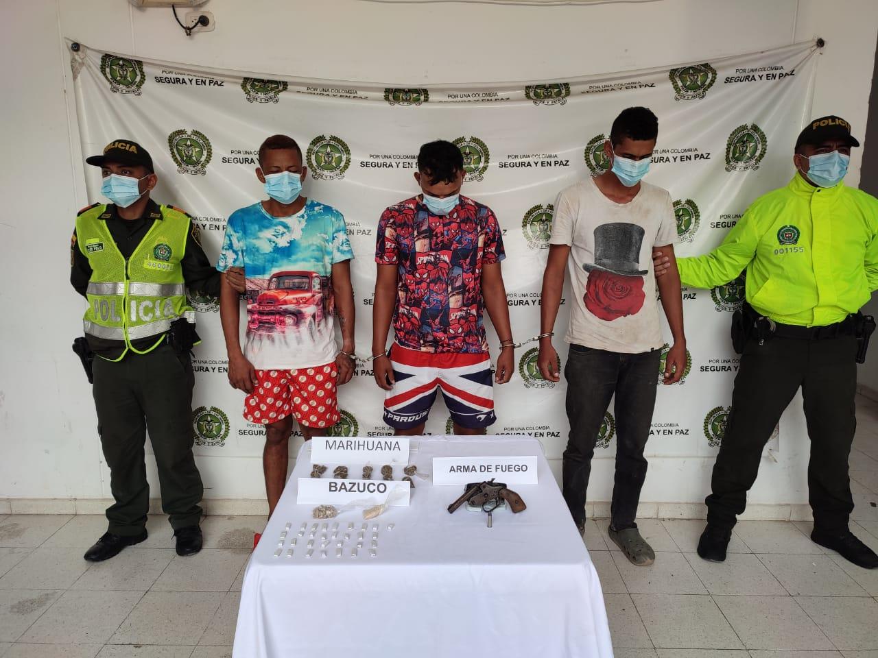 hoyennoticia.com, 'Los Barranquillitas' cayeron en Chiriguaná