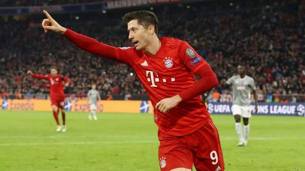 Bayern Munich vs Olympiacos highlight:  Lewandowski, Perisic Sends Bayern into Last-16