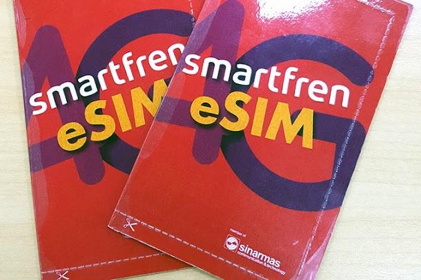 Smartfren Resmi Luncurkan eSIM Pertama di Indonesia