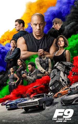 Fast & Furious 9 2021 WEB-DL 1080p Latino Descargar