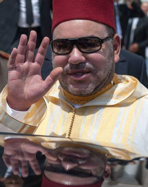 معرفة جلالة الملك  محمد السادس نصره الله عن قرب تجعلك تطمئن  و ترتاح على مصير الوطن