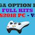 Mega Option File | V8.5 | PES2018 PC | Released [01.10.2017]
