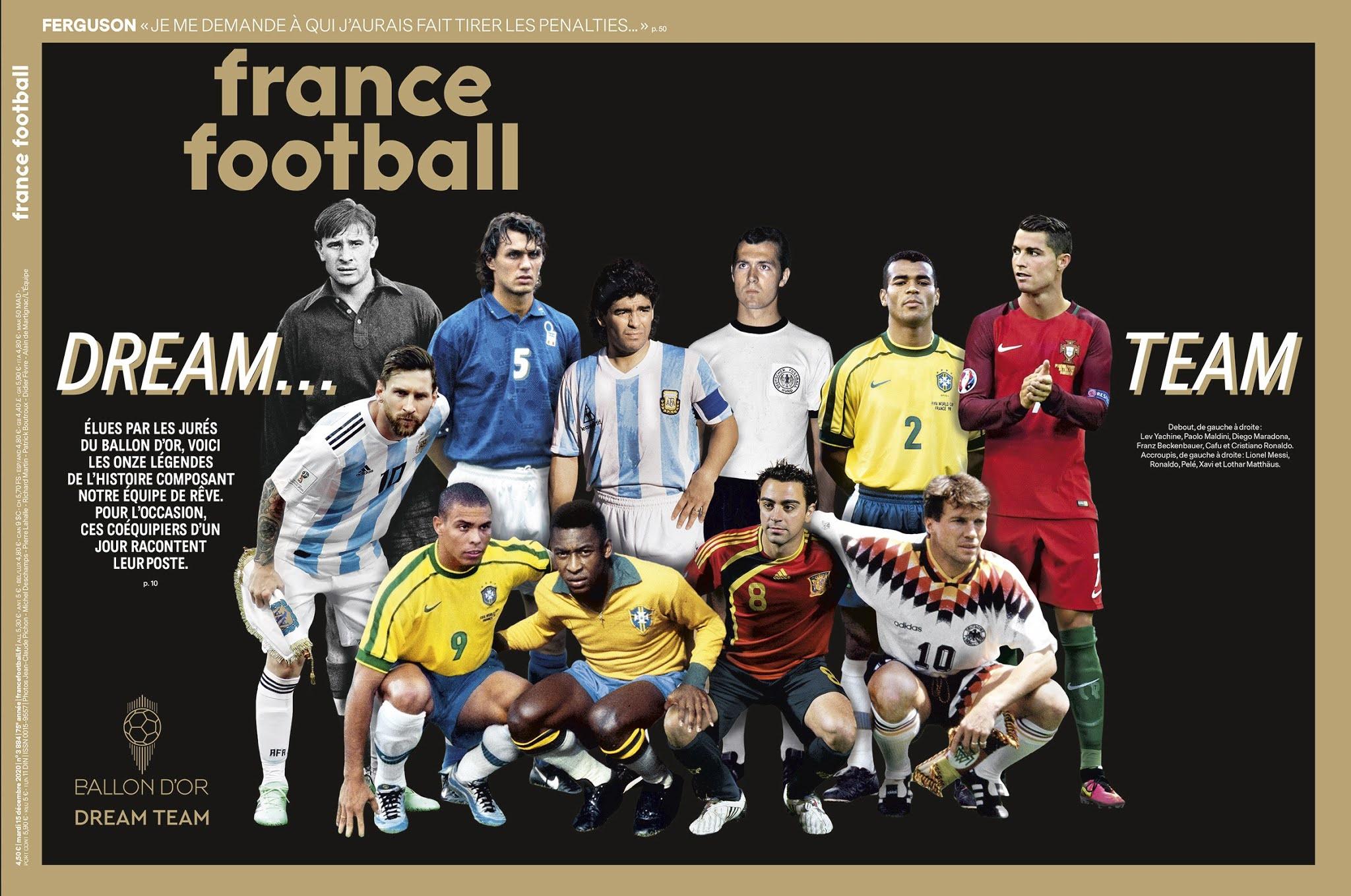 dream-team-france-football-2020
