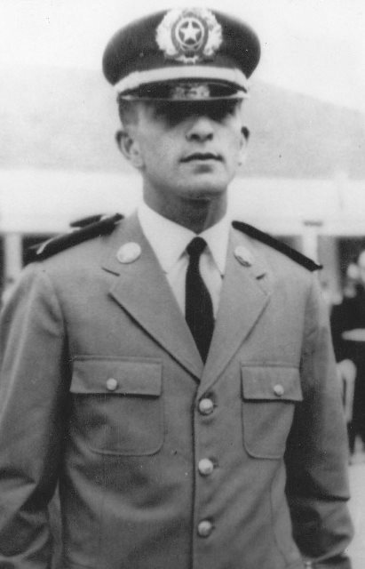51 anos da morte do Capitão Alberto Mendes Júnior