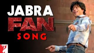 Jabra Fan – Fan (2016) HD 720p Full Video Song