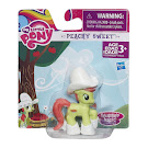 My Little Pony Sweet Apple Acres Single Story Pack Peachy Sweet Friendship is Magic Collection Pony