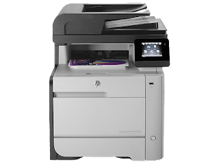 Download HP Laserjet MFP M476dn drivers