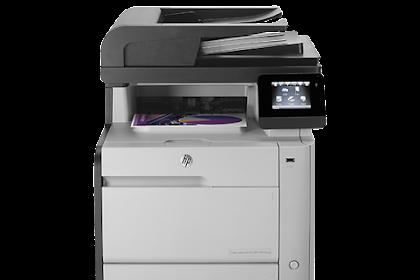 Download HP LaserJet Pro MFP M476nw Drivers