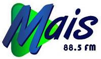 Rádio Mais FM 88,5 de Cavalcante GO