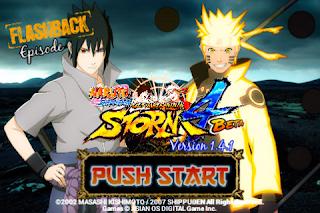 Naruto Shippuden Ultimate Ninja Storm 4 OS Digital v1.4.1 Apk