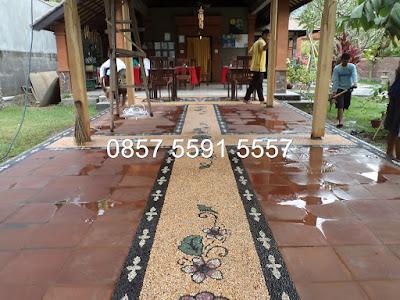Jasa Batu Sikat Motif Batu Sikat Bali