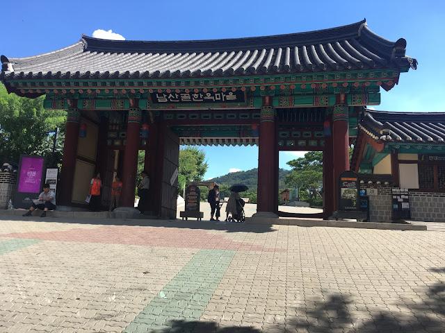 Let's Go To Korea #26 : Namsangol 남산골 한옥마을 le village hanok au pieds de Namsan