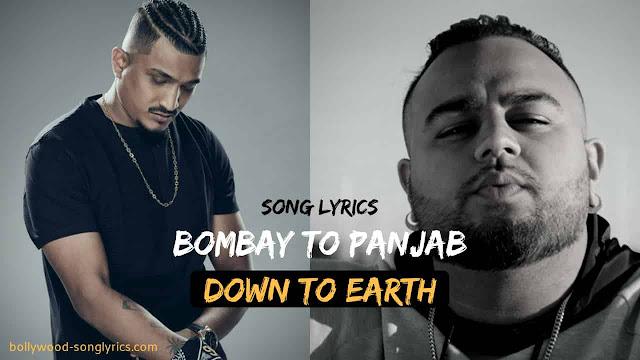 Bombay To Punjab Lyrics
