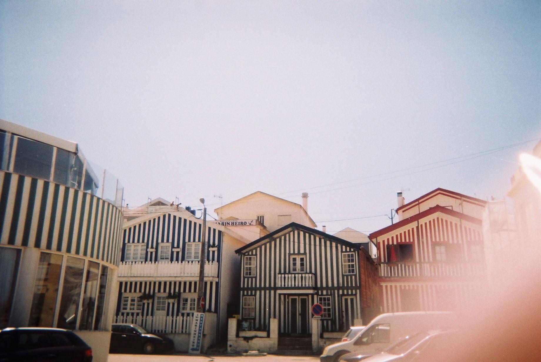 Casas da Costa Nova, Aveiro | wide image