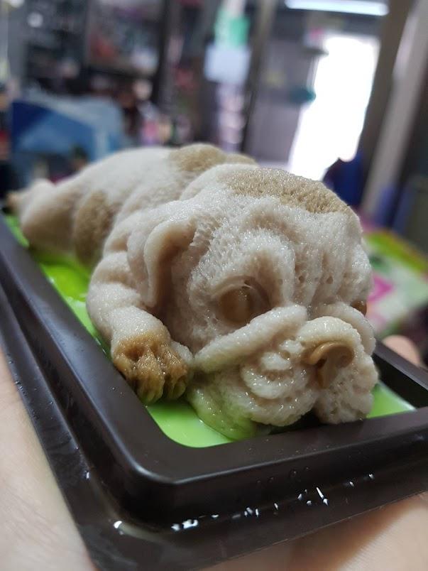 Produk Unik Thailand, Kreatif dan Menggemaskan, Puding pun Mirip Boneka