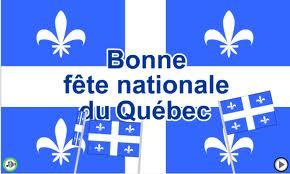表参道フランス語: Fête nationale du Québec (ケベックの日)