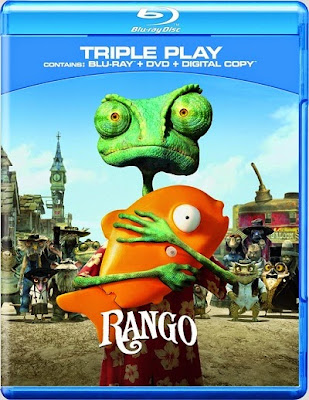 Rango 2011 Dual Audio 720p BRRip 550mb x265 HEVC