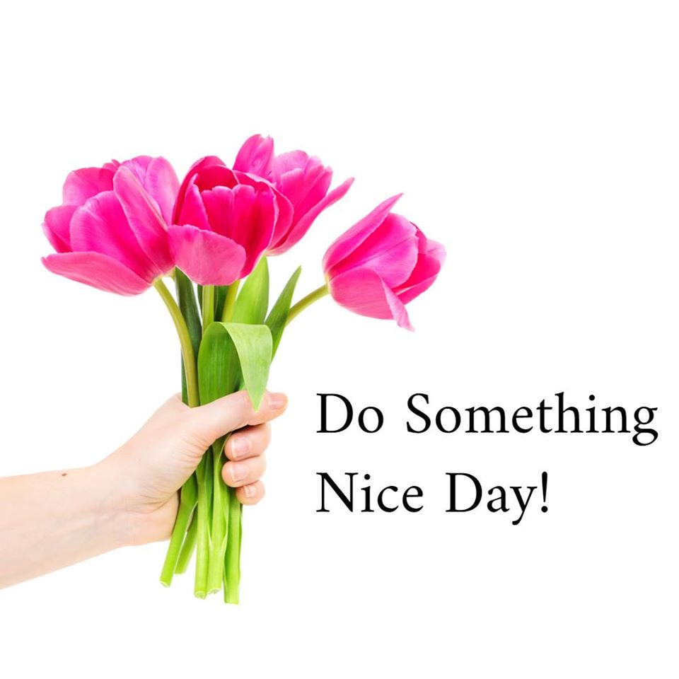 National Do Something Nice Day Wishes pics free download