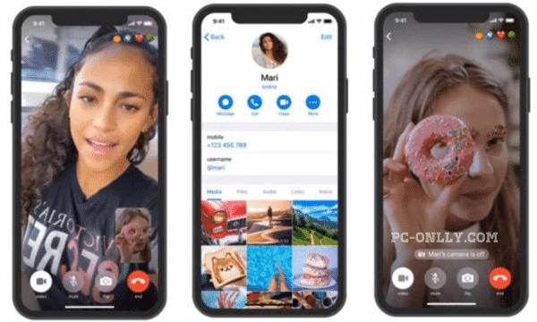 قريبا ستظهر ميزة مكالمات الفيديو الجماعية جديدة في تطبيق Telegram