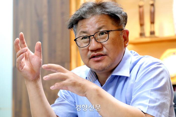 日本軍「慰安婦」問題解決全国行動 ナヌムの家官民合同調査団のチョ・ヨンソン共同団長「事態の本質はナヌムの家の『寺(私)有化』だ。
