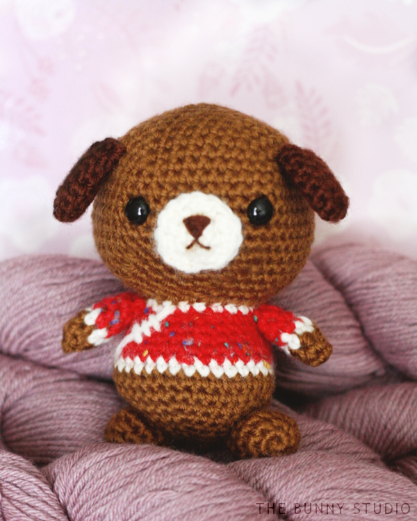 11 Amigurumi Dog Crochet Patterns – Cute Puppies - A More Crafty Life | 750x600
