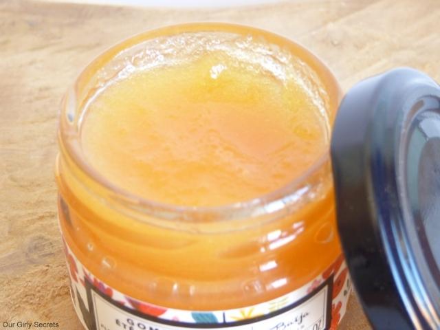 Baïja gommage corps fleur d'oranger