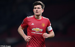 Maguire reveals Manchester United plan to 'spoil' Tuchel's unbeaten run at Chelsea