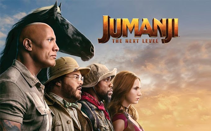 Jumanji The Next Level 2019 | English Movie HD | Hindi Audio | Dwayne Johnson, Jack Black, Kevin Hart