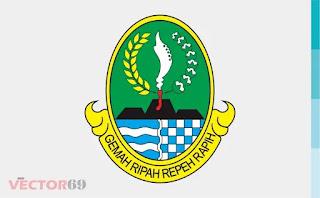 Logo Provinsi Jawa Barat - Download Vector File SVG (Scalable Vector Graphics)