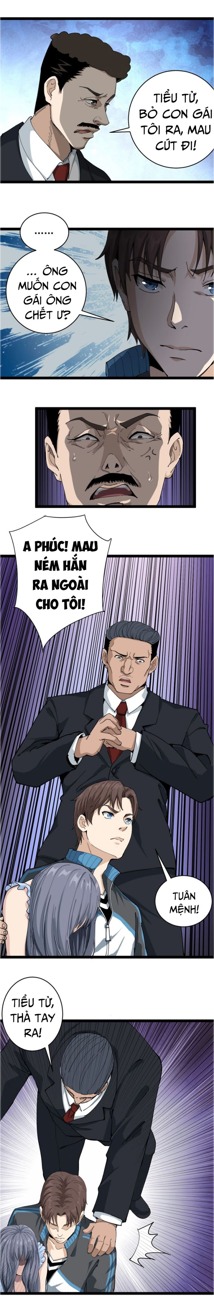 Hồi Xuân Tiểu Độc Y Chapter 7 video - truyenmh.com