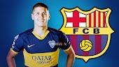 نادي برشلونة يضم موهبة جديدة