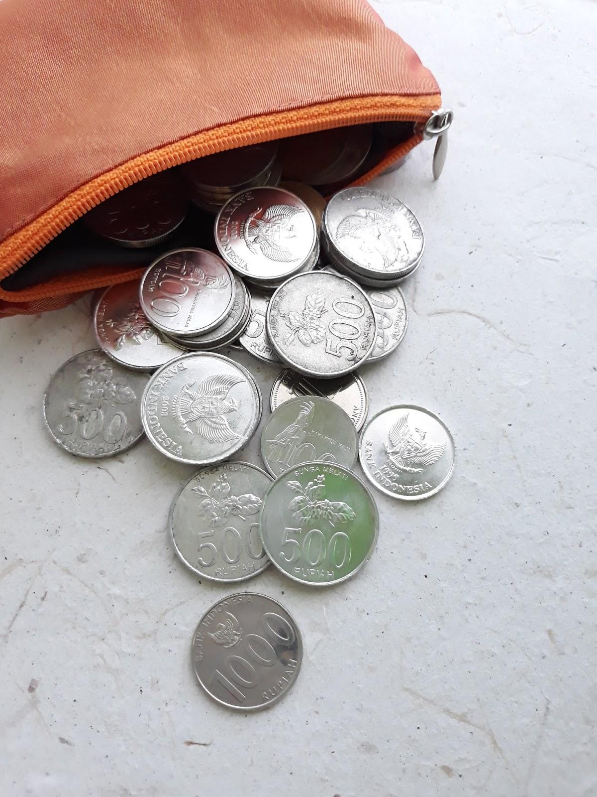 uang logam Republik Indonesia
