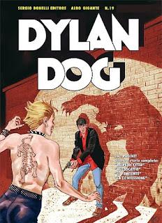 Dylan Dog - gigante n. 19