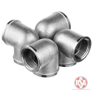 316 stainless steel threaded pipe fitting