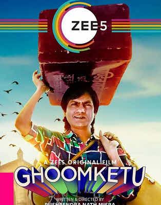 مشاهدة فيلم Ghoomketu 2020 مترجم