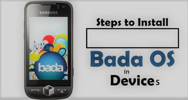 Bada OS for Samsung