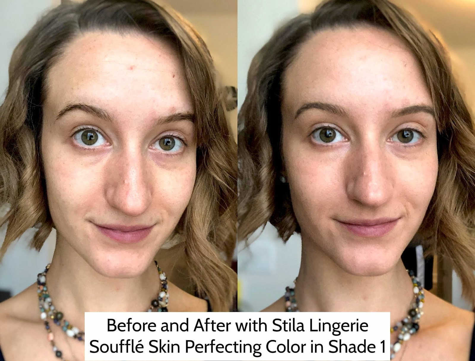 Stila Lingerie Soufflé Skin Perfecting Color Review