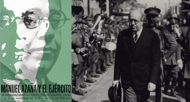 Programa de las VII Jornadas sobre Manuel Azaña en Alcalá de Henares