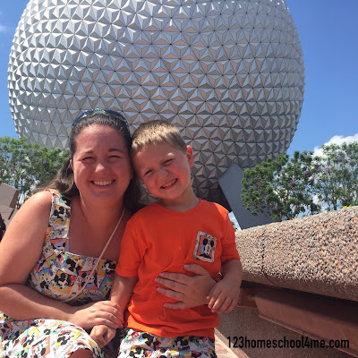 disney world with preschoolers