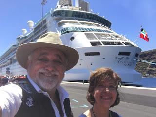 2019 Transatlantic Cruise - Rhapsody of the Seas , RC - La Palma (Islas Canarias)