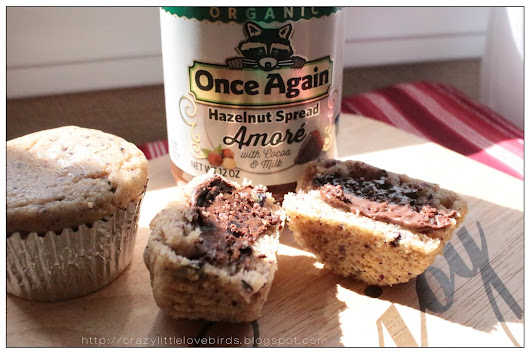 Review: Once Again Nut Butter Hazelnut Spread Amoré and Sweepstakes