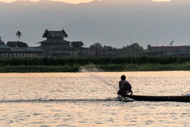 Lac Inle - Birmanie Myanmar